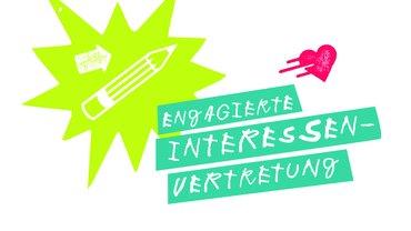 Illustration Engagierte Interessenvertretung