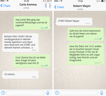 Muster-WhatsApp-Chat