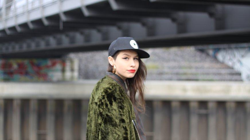 Foto der Sängerin Finna
