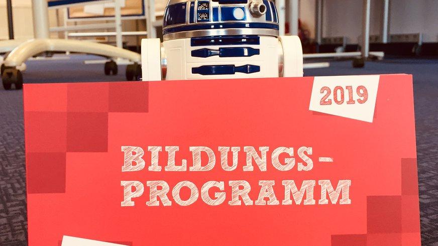 R2D2 Bildungsprogramm
