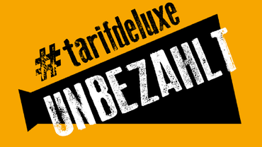Logo Tarifbewegung #unbezahlt