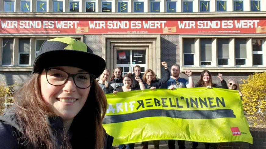 ver.di Jugend in Thüringen